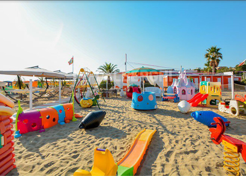 La spiaggia spiaggia per cani rimini spiaggi per - Bagno riviera 1 rivabella rimini ...